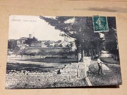 FRETTES Avenue De Pisot  1910 - Altri Comuni