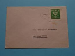Fältpost 53661 ( Vpl 589-15-46 Andersson ) - ( Stamp 17.11.52 > LÜBECK ) ! - Ganzsachen