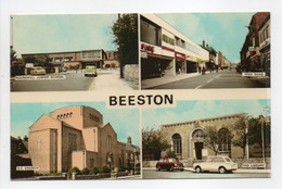 - CPSM BEESTON (Angleterre) - Multivues - Published A. W. BOURNE - - Altri