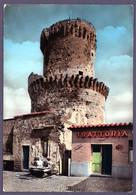 °°° Cartolina - Lanuvio Torre Medioevale Viaggiata °°° - Other Cities