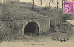 08 , MEZIERES , Le Tunnel , * 318 95 - Charleville