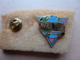 MOOIE PIN  UNIVERSAL  STUDIOS  HOLLYWOOD - Andere