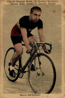 MARCEL RIJCKAERT   WIELRENNEN CYCLISMO CYCLISME PUBLI CHICOREI ROESELARE ROULERS CHICOREE - Cycling