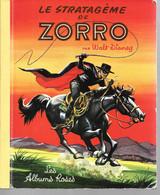 CH02 - ALBUM ROSE - LA STRATEGIE DE ZORRO - Disney