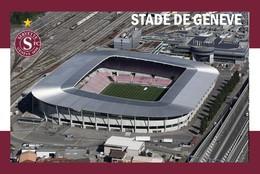 CP. STADESAINT  GENEVE  SUISSE  STADE DE GENEVE # CS. 769 - Calcio