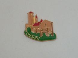 Pin's VILLE DE CHARLIEU - Cities