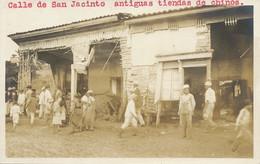 San Salvador Real Photo  Earthquake Or Flood Calle De San Jacinto Chinese Stores Collapsed . - El Salvador