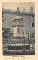 Romanèche Thorins Canton La Chapelle De Guinchay Statue De Raclet Vigne Vin éd Cotillon - Other Municipalities