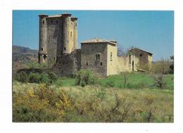 ( 11 ) ARQUES Et Le Donjon Chateau Cathares - Autres Communes