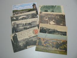 LUXEMBOURG / LOT DE 8 CARTES POSTALES ANCIENNE / VOIR DETAIL - Unclassified