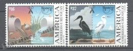 Uruguay 2004 Yvert 2191-92, America UPAEP, Envirionment Protection - MNH - Uruguay