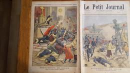 LE PETIT JOURNAL SUPPLEMENT ILLUSTRE 5 AOUT 1900  EVENEMENTS DE CHINE - Le Petit Journal