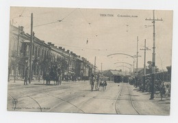 TIEN-TSIN CONCESSION RUSSE CHINE ASIE CPA  Postcard - China