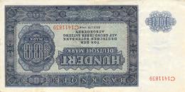 100 DM Deutsche Notenbank 1948 DDR VG/G (IV) - 100 Deutsche Mark