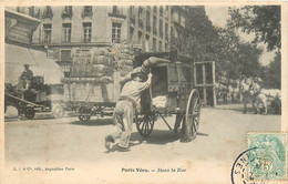 PARIS VECU , Dans La Rue , CF * 336 38 - Artigianato Di Parigi