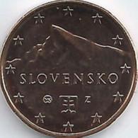 Slovakije 2014      5 Cent    UNC Uit De BU  UNC Du Coffret  !! - Slovaquie