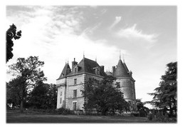 SAINT-BONNET-LES-OULES - Château - Otros Municipios