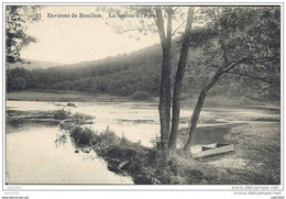 -30% . BOUILLON ..-- La Semois Au MOULIN De L ' Epine . - Bouillon