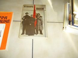 Revue Europe  Brecht - Unclassified
