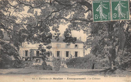 Evecquemont       78          Le Château               (voir Scan) - Other Municipalities