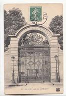 Carte France 58 - Nevers - La Grille De L'Evêchè   - Achat Immédiat - Nevers
