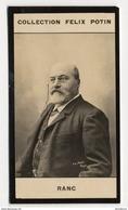 Arthur Ranc - Homme Politique, Journaliste, Communard Né à Poitiers - Première Collection Photo Felix POTIN 1900 - Félix Potin