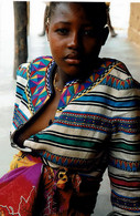 Afrika Africa  Femme / Vrouw - Africa