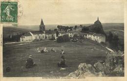 ROQUECEZIERES (Aveyron) Vue Generale  Animée Recto Verso - Andere Gemeenten
