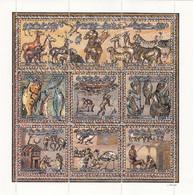 Stamps LIBYA 1982 SC 975 MOSAIC MNH SHEET #69 - Libya