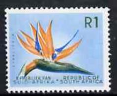 South Africa 1963 Strelitzia 1r (wmk RSA) U/M, SG 236 - Neufs