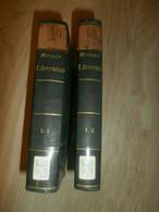 Deutsche Literatur , 1836 , Franz Weinkauff Sammlung , Mit Autograph , 2 Bände - Autographed