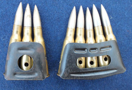 Lot Chargeurs 8 Mm Lebel - A - Decorative Weapons