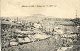LACAUNE LES BAINS Montagne Des Pins Et L'Ouradou Recto Verso - Other Municipalities