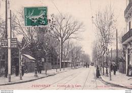 D66  PERPIGNAN  Avenue De La Gare - Perpignan