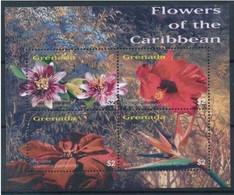 Grenade 2003 Flowers Fleurs Strelitzia Reginae MNH - Otros