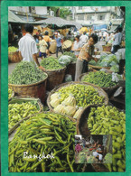 Bangkok (Thailand) Market Place (photography Jatuporn Rutnin) 2scans - Thailand