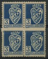 Algerie (1942) N 181 (Luxe) Piquage A Cheval (petites Traces De Rouille) - Non Classificati