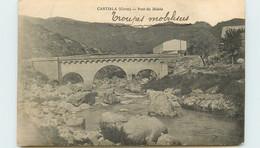 20* CASTIRLA  Pont                   CORSE-0227 - Ohne Zuordnung