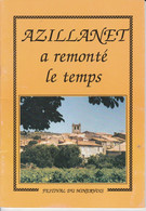 Hérault - Azillanet A Remonté Le Temps / Festival Du Minervois 1988 - Languedoc-Roussillon