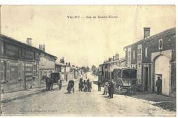 CPA  VALMY  Rue De Somme - Bionne - Altri Comuni