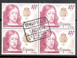 Oblitéré - Espagne, Spain, Espana - 1979 Y&T 2202 Mi 2248 - Carlos II, Rois, Kings, Autriche, Austria, Armoiries - (5) - 1971-80 Usados