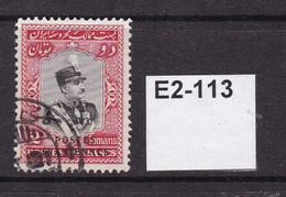 1935 2T Stamp Of 1929 Optd Postes Iraniennes - Irán