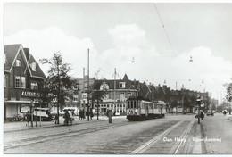 Den Haag Tram Tramway Strassenbahn Trolley Rijswijkseweg  HTM Lijn Delft 60's - Den Haag ('s-Gravenhage)