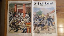 LE PETIT JOURNAL SUPPLEMENT ILLUSTRE 22 JUILLET 1900  EVENEMENTS DE CHINE - Le Petit Journal