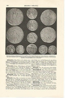 LAMINA ESPASA 24074: Monedas De Mirandola - Non Classificati