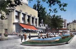 """74 - ANNECY - Les Jardins Du Casino Et Le Restaurant  """" Le Nemours """" - CPM - Annecy"""