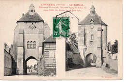 LUCHEUX - LE BEFFROI - Lucheux