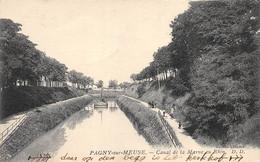 Pagny-sur-Meuse - Canal De La Marne Au Rhin - Andere Gemeenten