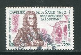 FRANCE-Y&T N°2250- Oblitéré - Used Stamps