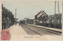 PRECY Sur OISE -- La Gare - Sonstige Gemeinden
